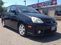 2005 Suzuki Aerio SX,LOW KM'S,AWD,FULLY LOADED