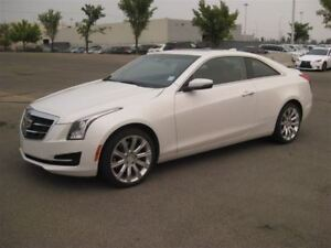 2016 Cadillac ATS 2.0L Turbo | Coupe | AWD | LOW KM | Sunroof
