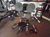 Yamaha Electric Drum Kit DTX XPRESS IV
