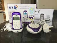 BT 350 Digital Baby Monitor for sale