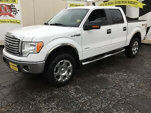 2011 Ford F-150 XLT, Crew Cab, Automatic, 4x4, Only 70, 000km