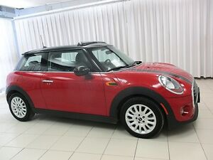 2016 MINI Cooper 3DR TURBO w/ MOONROOF, HEATED SEATS AND BLUETOO