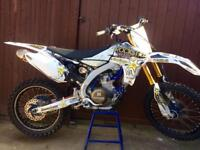 Yamaha Yzf 450*ohlins*race bike* not crf,kxf,rmz,sxf