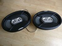 Infinity Reference 9613i 3-Way speaker bass woofer 100W RMS