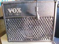 Vox AD15VT Valvetronix Amp Modelling Guitar Amplifier