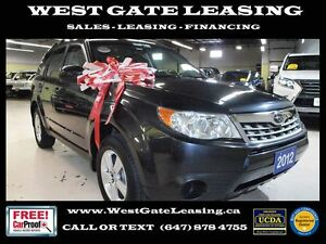 2012 Subaru Forester | CONVENIENCE | BLUETOOTH |
