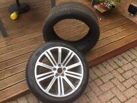 Peugeot RCZ alloy wheel 18 inch wheel