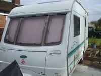 Coachman Pastiche Touring Caravan Morpeth