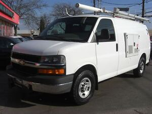 2009 Chevrolet Express 3500 With Generator