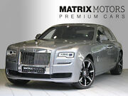Rolls-Royce Ghost Series II MULTIMEDIA PANORAMA HEAD-UP TV