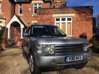 Range Rover vogue td6 2002