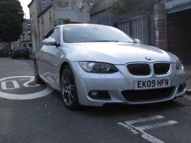 BMW 3 series 2.5 diesal motorsport convertible