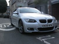 BMW 3 series 2.5 diesal motorsport convertible