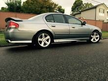 2006 Ford Falcon XR6 MKII LONG REGO Holden sv6 xr8 accord svz sv8 Meadowbank Ryde Area Preview