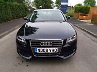 2009 Audi A4 2.0 TDI 143 SE