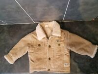 Mini Mode Winter Jacket - 6-9mts FREE