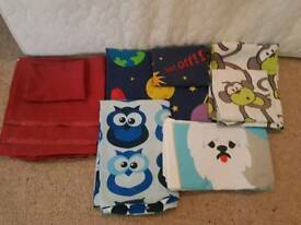 Bedding bundle - for cot bed