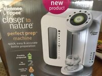 Tomee tippee perfect prep machine
