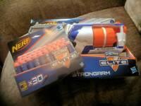 Nerf N-Strike Strongarm + 30 additional darts - £20 or best offer