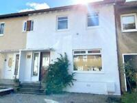 3 Bed two storey mid-terraced villa for sale in Burrelton Road, G43