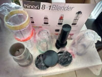 A Multi attachment blender- 15 piece set