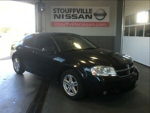 Dodge Avenger sxt alloy wheels and heated seats 2008