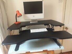 Sit Stand Desk - Varidesk (a healthy beginning to 2017)