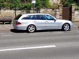 Mercedes e class 280cdi
