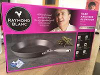 Raymond Blanc Aluminium Skillet 20cm, brand new