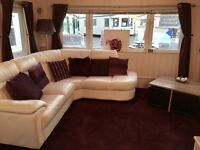 COAST HOLIDAY HOME. CHEAP STATIC, IN MORECAMBE. OPEN ALL YEAR AROUND WITH FACILITIES