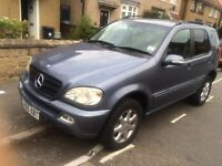 Mercedes Benz ML270 (2005) CDI great condition, Full service history.