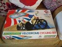 Scalextric Veledrome Cycle Set (some small parts missing)