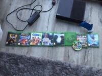 Xbox 1 with games