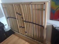 Solid Ikea European Double Slats