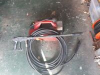 DynaJet Pressure Washer c/w Lance and 10 Mtr Hose, Good used fully working condition
