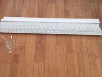 White Venetian blind- (blinds to go)