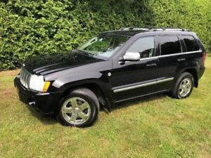 2006 Jeep Grand Cherokee Overland, PISTONS 4 DEFECTUEUX !!!