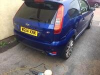 2005 Ford fiesta ST st150 150 px swap WHY