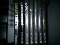 XBOX 1 ONE games