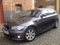BMW 1 SERIES 120 D 120D SPECIAL EDITION 160 BHP +++ 6 SPEED DIESEL +++ 5 DOOR HATCHBACK