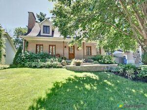 345 000$ - Maison 2 étages à vendre à Ste-Anne-Des-Plaines