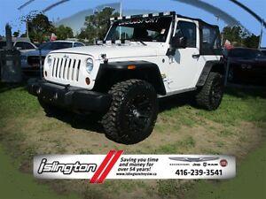 2012 Jeep Wrangler SPORT - 4x4, 3.6L V6 *6-SPEED*