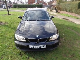 2006 BMW 1 Series 1.6 116i ES 5dr [NEW MOT+FSH+ALLOYS+WARRANTY]