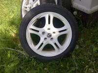 """17"""" mags wheels"""