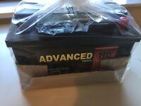 Advanced HD 12v 100 type 72a 680cca diesel battery