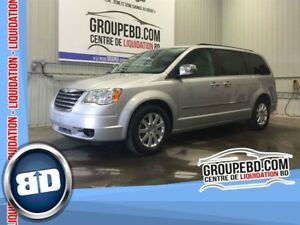 2010 Chrysler Town & Country Touring TOIT A/C CRUISE DVD