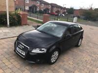 Audi A3 se 1.9 diesel reg 2009