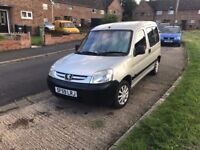 Peugeot Partner 1.4 Disability Adapted Wheelchair Ramp Accessible Vehicle WAV MPV 2010