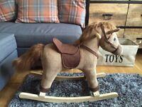 Rocking horse, barely used