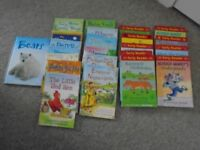 Bundle of 23 Early reader books